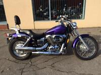 HONDA SHADOW SPIRIT VT750