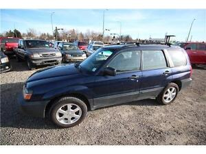 2005 Subaru Forester X ** AWD SAFETY * PRICED @ COST