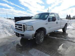 2006 Ford F250 Lariat,Ext Cab, 8ft Box, 4X4
