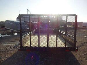2016 Load Trail Solid Side 83x14 London Ontario image 4