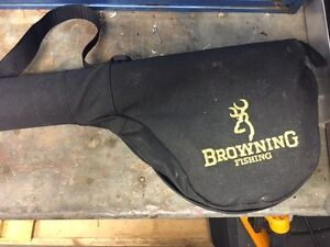 Browning fishing rod holder