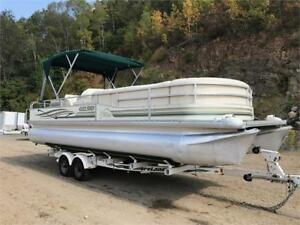 ***RARE 20 PASSENGER*** 2002 24' RIVIERA SUPER LUXURY PONTOON