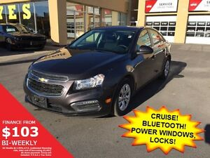 2015 Chevrolet Cruze Kingston Kingston Area image 1