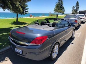 Holden Astra 2008 Auto twin top convertible $6500