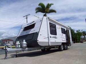 GALAXY ODYSSEY IMMACULATE 19' SHOWER TOILET CARAVAN 2011 MODEL Clontarf Redcliffe Area Preview