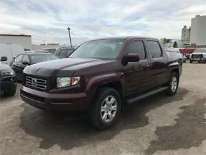 2007 Honda Ridgeline EX-L Leather, Sunroof
