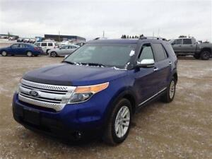 2013 Ford Explorer XLT ** Leather & Sunroof **