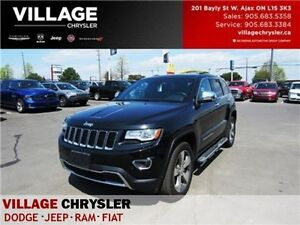 2016 Jeep Grand Cherokee Limited Luxury PKG Tech PKG Panoroof NA