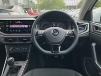 2021 Volkswagen Polo 1.0 Evo 80 Match 5Dr Hatchback Petrol Manual