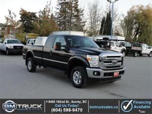 2013 FORD F-350 SUPER DUTY XLT EXT CAB LONG BOX 4X4 1 TON