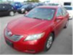 2007 Toyota Camry Hybrid Certified $9995+Hst&Lic