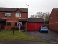 2 Bedroom House To Rent With Garage Thornbury Bristol