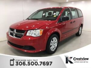 2014 Dodge Grand Caravan SE Canada Value Pkg