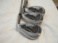 "PING wedge set ""COPPER"""