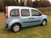 Renault Kangoo 1.6 ) auto 2010 DISABLED VEHICLE ACCESS WHEELCHAIR RAMP The best