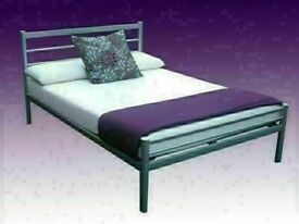 👍🏻😎OUR LOWEST PRICES EVER ON SINGLE DOUBLE KING ALL TYPE OF METAL BED WITH ANY CHOICE OF MATTRESS