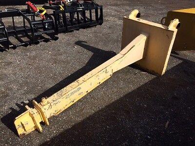 Balderson Quick Attach Wheel Loader Telescopic Lift Boom Attachment Stk33910