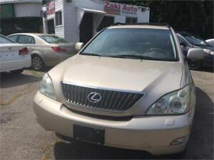 2004 Lexus RX 330 RX330/Safety And E Test is Included The Price