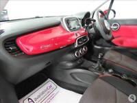 Fiat 500X 1.6 E-torQ Pop Star 5dr Nav 2WD