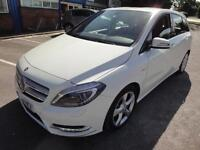 LHD 2012 Mercedes-Benz B 180 CDI Blue Efficiency 5Door. SPANISH REGISTERED