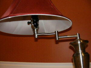 Swing-Arm Table Lamp Regina Regina Area image 3