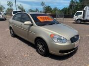 2007 Hyundai Accent Gold 4 Speed Auto Active Select Sedan Holtze Litchfield Area Preview