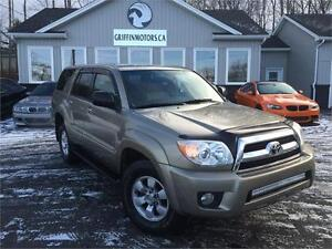 2007 Toyota 4Runner omly 169 B/W tax in OAC
