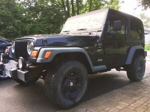 1999 Jeep TJ Other