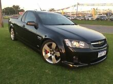 2010 Holden Commodore VE II SS-V Black 6 Speed Manual Utility Maddington Gosnells Area Preview