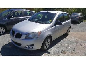 ON SALE !!!2010 PONTIAC G3,AUTOMATIC, WITH ONLY 49000 KM !!!