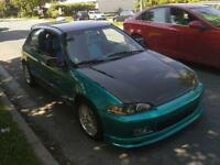 1992 Honda Civic Coupe (2 door) ***REDUCED***