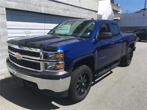 "2014 Chevrolet Silverado 1500 4x4 lifted just 26.000 km 20"" whee"