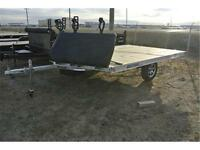 2015 Raptor 8.5x12 Snowmobile Trailer (MT 13494)