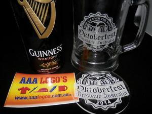 Engraved Printed Plain STK, Oktoberfest Beer glass, stadium cups, Marsden Logan Area Preview