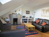 Stunning, spacious one-bed split level flat in Balham