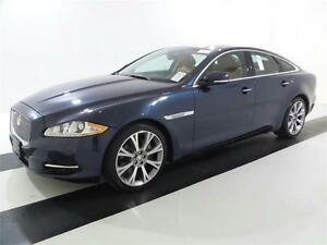 2013 JAGUAR XJ AWD SUPERCHARGED 94KM NAVIGATION CAMERA