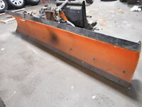 Snow plow for  in Good Condition for Sale