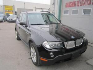 2007 BMW X3 3,0si GARANTIE 3 ANS