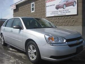 2005 Chevrolet Malibu Maxx, SUNR, ALL PWR,12 M WRTY,SAFETY,$4495