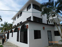 a choice of Studio or 1 bedroom apartments in Cabarete east.
