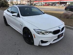 2015 BMW M4 HEADS-UP NAV CAM DRV ASIST CARBIN ROOF NO ACIDENTS