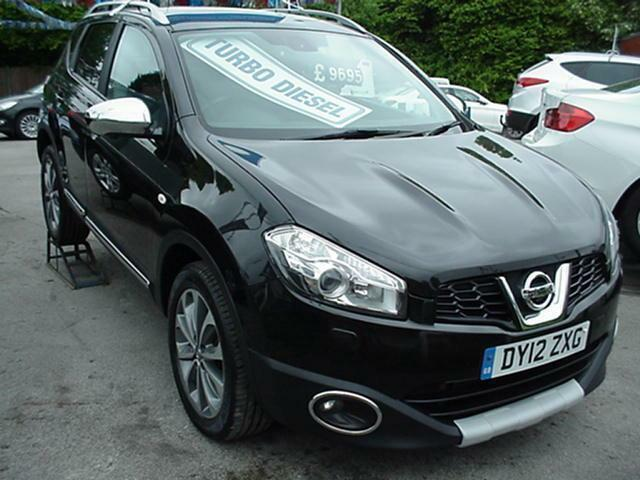 2012 nissan qashqai in mexborough south yorkshire gumtree. Black Bedroom Furniture Sets. Home Design Ideas