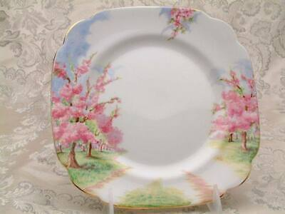 Blossom Time by Royal Albert individual Salad Plate 7.75