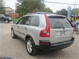 2003 Volvo XC90|7 PASSENGER|SUNROOF|AS TRADED|AS IS Kitchener / Waterloo Kitchener Area image 4