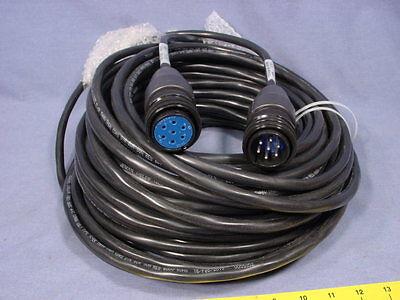 Gpn16000699-01 Amphenol 24-2s With 90 Feet Of 412awg Amphenol 24-2pf