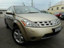 2005 Nissan Murano Z50 ST Gold Continuous Variable Wagon Edgeworth Lake Macquarie Area Preview