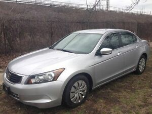 2010 Honda Accord LX Sedan