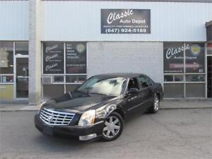 2007 CADILLAC DTS **LEATHER**ONLY 111,000KM**DON'T MISS OUT**