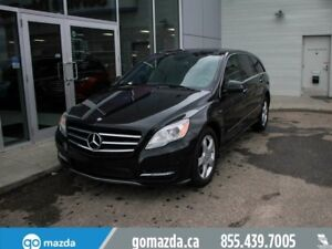 2012 Mercedes-Benz R-Class R 350 BlueTEC AWD DVD LEATHER ROOF NI