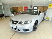 2010 Saab 9-3 1.9 TiD 150 Vector Sport 2dr Convertible - Leather- Low Miles